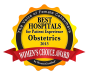 St. Elizabeth Named 2013 Best Hospital in Obstetrics – Women's Choice Award recognizes superior patient experience.